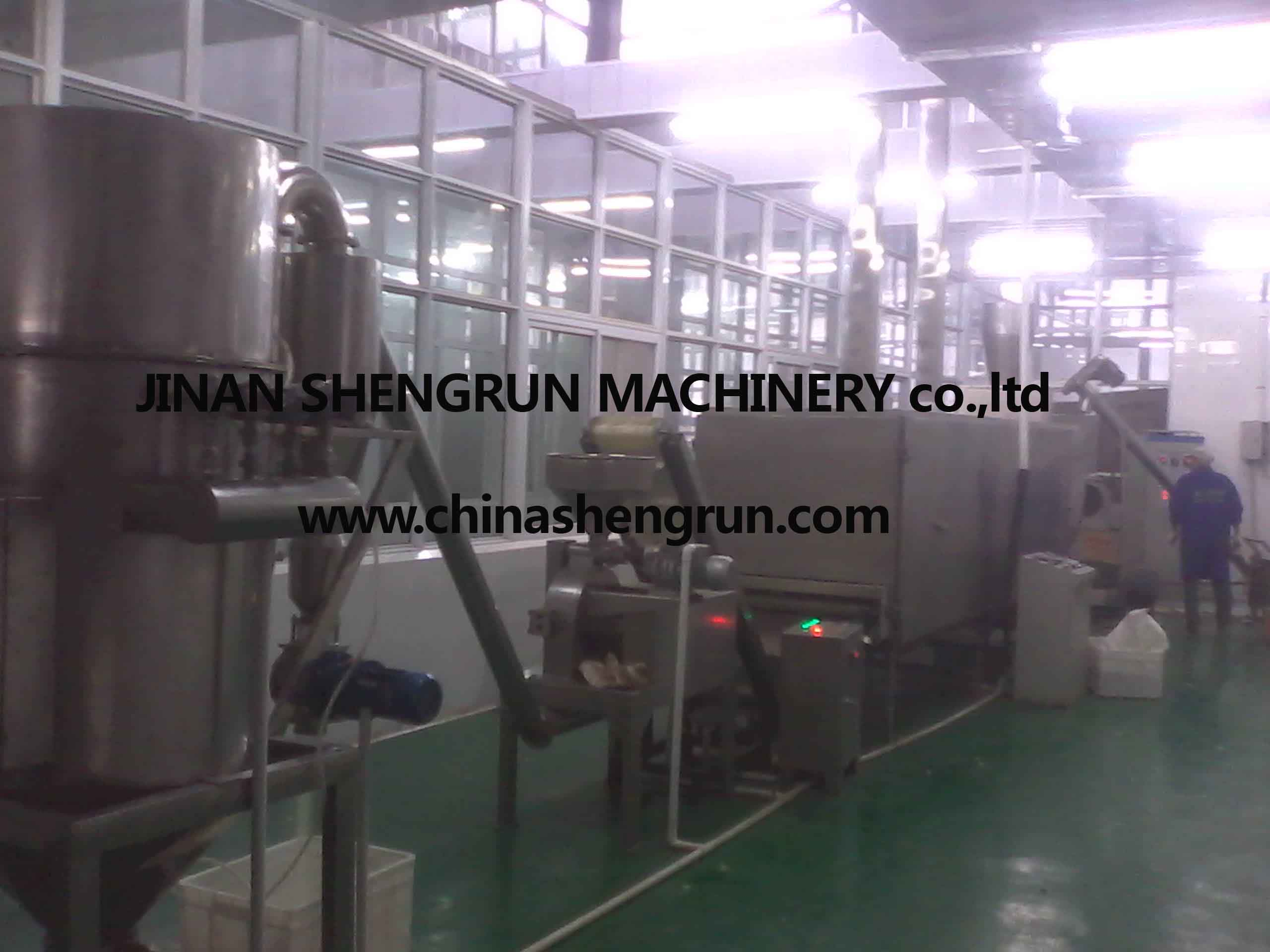 Nutritional Powder/Baby food production factory